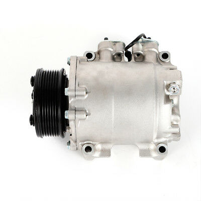 $124.01 • Buy AC Compressor With Clutch A/C Fit For 2002-2006 Honda CR-V 2.4L 2011242AM NEW US