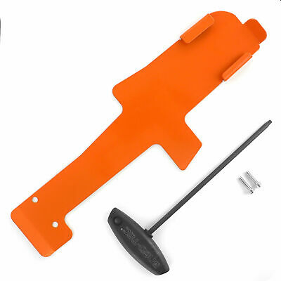 AU32.99 • Buy Handle Tank Guard Protection Metal Plate Fit For Stihl 064 066 MS660 Chainsaw