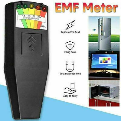AU33.64 • Buy New K2 EMF Meter Kii Ghost Hunting Magnetic Field Detector Paranormal Equipment
