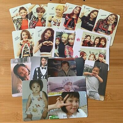 Kpop Twice Official The Story Begins Photocard UK Seller *Select Cards* • 3.95£
