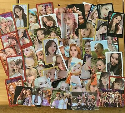 Kpop Twice Official More & More Photocard UK Seller *Select Cards*   • 4.95£