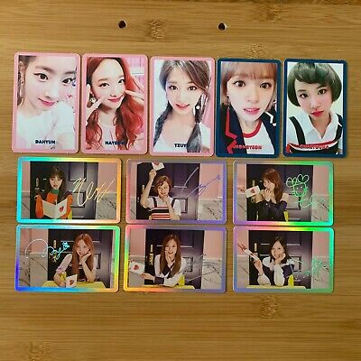 Kpop Twice Official Signal Photocard UK Seller *Select Cards*   • 5.95£