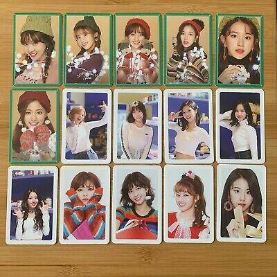 Kpop Twice Official Merry & Happy Photocard UK Seller *Select Cards*   • 5.95£