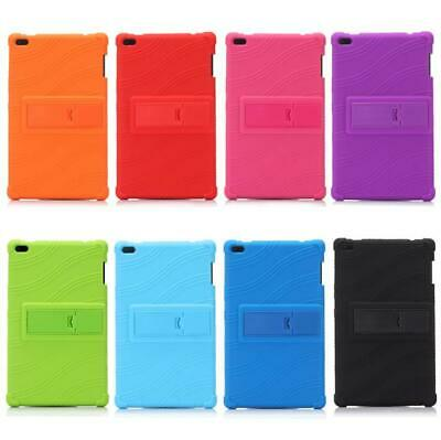 AU27.23 • Buy Shockproof Stand Silicone Cover Case For Lenovo Tab 4 8 TB-8504F/N 8 Inch Tablet
