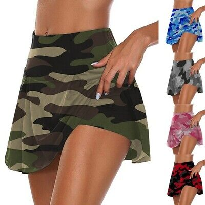 £7.23 • Buy Women Camo Summer Shorts Holiday Beach Ladies High Waisted Hot Pants Size 6-22