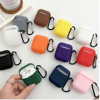 AU4.74 • Buy For Apple Airpods 12 Pro Case Soft Silicone Shockproof Slim Protective Cover