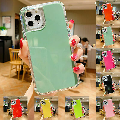 AU18.40 • Buy For IPhone 12 11 Pro Max SE 2nd XR Xs 8 7 3in1 Shockproof Case Cute Hybrid Cover