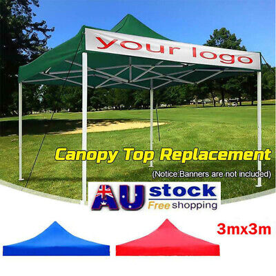 AU46.99 • Buy Waterproof Foldable Gazebo Canopy Outdoor Pavilion Shelter Marquee Tent Durable