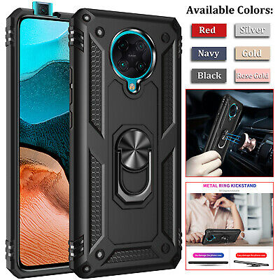 AU7.18 • Buy For Xiaomi Poco F2 Pro F3 Shockproof Rugged Case Ring Holder Stand Hard Cover