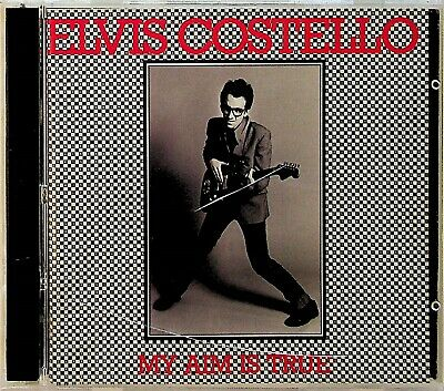 £7.99 • Buy ELVIS COSTELLO- My Aim Is True 2-CD (2001 EXPANDED EDITION) Demo Tracks/Live