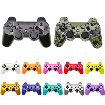 £9.79 • Buy PS3 PlayStation 3 DualShock 3 Wireless Bluetooth SixAxis Controller GamePad Ton