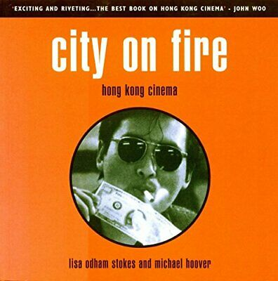 £23.25 • Buy City On Fire: Hong Kong Cinema By Hoover  New 9781859842034 Fast Free Shipping-.