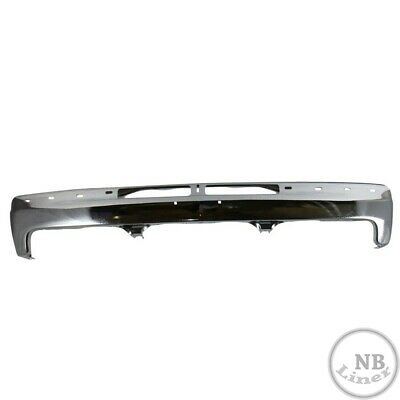 $184.63 • Buy Front Chrome Bumper Face Bar Fit 99-02 Silverado 1500 2500 00-06 Suburban Tahoe