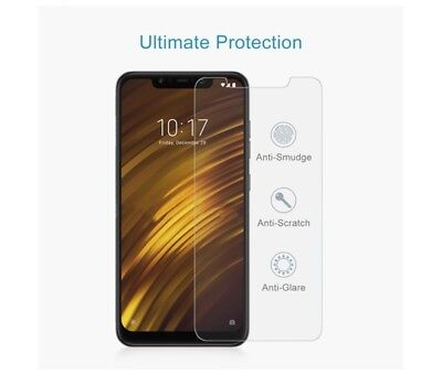 AU14.93 • Buy Protector Of Screen Glass Tempered For Xiaomi Pocophone F1