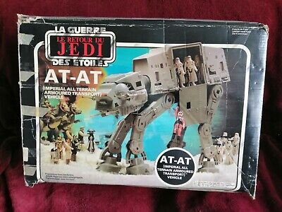 $ CDN77.54 • Buy Vintage Star Wars EMPTY BOX Only AT - AT  1983 Palitoy ROTJ  ** SEE DETAILS **