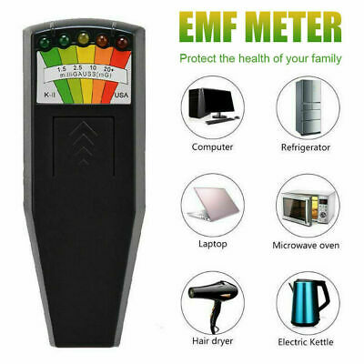 AU35.98 • Buy K2 K-ii EMF Meter Ghost Hunting Magnetic Field Detector Paranormal Equipment