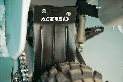 $23.49 • Buy ACERBIS Airbox Mud Flap - Black Offroad Black 2043210001 2043210001 16-8320-05