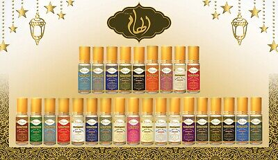 £8.99 • Buy Eid Special Non Alcoholic Attar Roll On Perfume 6ml(ANY 4 FOR £8.99)27 Fragrance