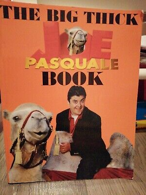 £3 • Buy The Big Thick Joe Pasquale Book By Alan Wightman Rare Original Cover Chameleon