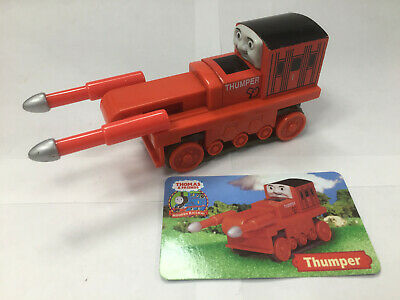 £9 • Buy Thomas Tank Engine & Friends Wooden Learning Curve Brio Compatible Thumper &card