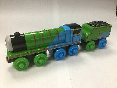 £12 • Buy Thomas Tank Engine & Friends Wooden Learning Curve Brio Compatible Henry 60th