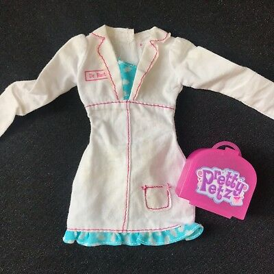 $10 • Buy CuteBarbie Clothes - Doctor Outfit, Dr. Suit With Pets Purse Carrier