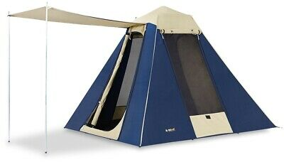 AU299.90 • Buy OZtrail Tourer 9 Canvas Tent