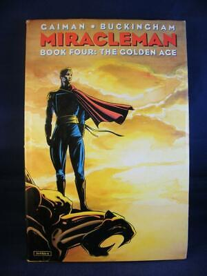 £39.95 • Buy Miracleman Book 4 - The Golden Age - 1st Print 1992 - Hardcover