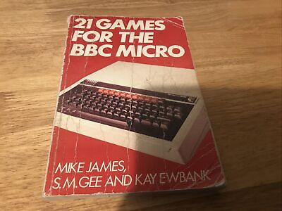 £17 • Buy 21 Games For The BBC MICRO Book