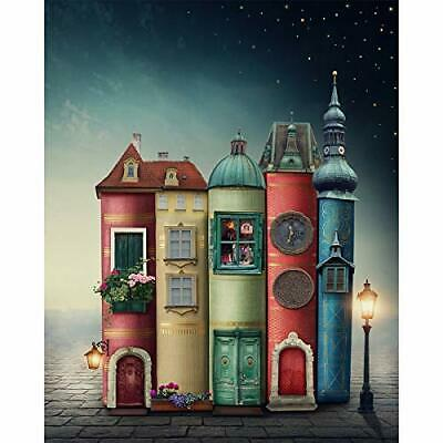 £21.99 • Buy 1000 Piece 'Book House' Jigsaw Puzzle For Adults, 50 X 70cm Suitable For Framing