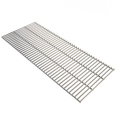 £22.95 • Buy Replacement Heavy Duty Stainless Steel BBQ Cooking Grill 6mm Mesh Rack Grate Net