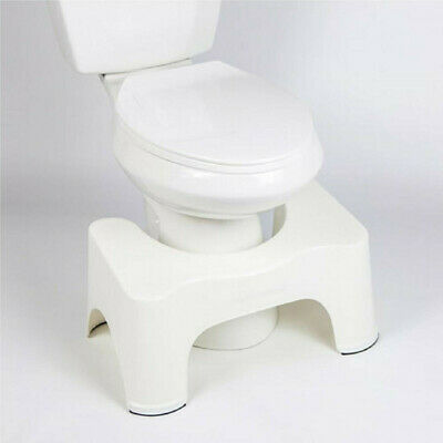 £6.97 • Buy Toilet Stool Step Natural Position Squatty Potty Constipation Aid Piles Relief