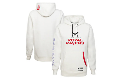 £31.86 • Buy Call Of Duty League Men's London Royal Ravens CDL Team Kit Home Hoodie, White