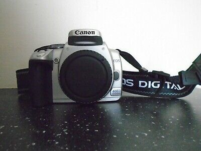 £180 • Buy Canon Eos 400d SLR Camera With Extra  Lenses Accessories, With Camera Bag