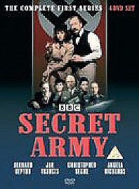 £11.99 • Buy Secret Army: The Complete First Series [DVD] [1977], DVDs