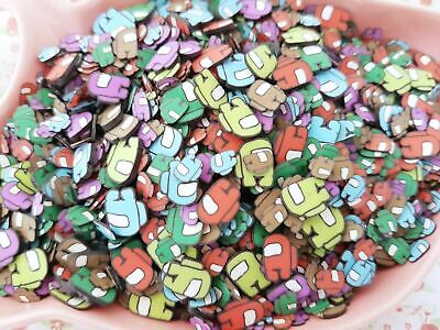 £2.60 • Buy 10g/20g Space Among US Faux Mini Fimo Clay Slices Decoden Sprinkles Slime Craft