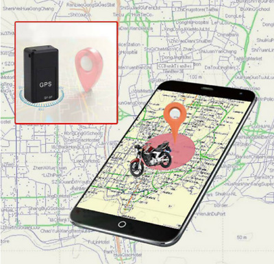 AU29.99 • Buy Mini GF-07 Magnetic Car Vehicle GSM GPRS GPS Tracker Locator Real Time Tracking