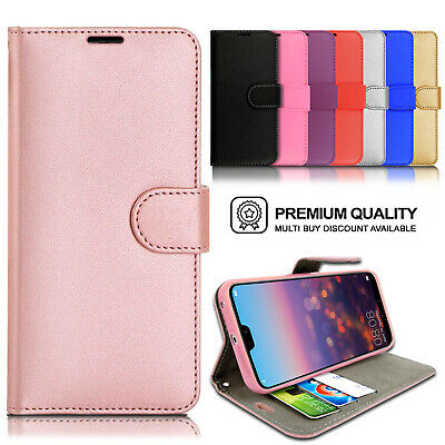 £2.99 • Buy Case For Huawei P20 P30 Pro Lite 2019 Leather Magnetic Flip Wallet Stand Cover