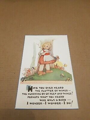 £2.49 • Buy Old Mabel Lucie Atwell Postcard.   T/835