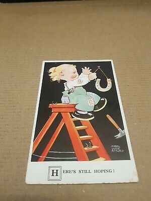£1.99 • Buy Old Mabel Lucie Atwell Postcard.   T/856