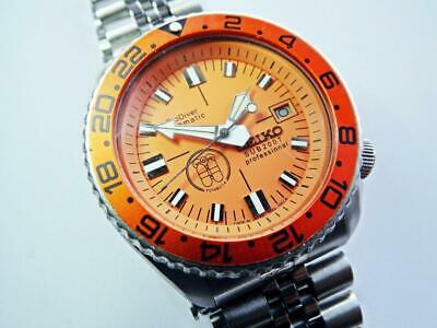 $ CDN51.71 • Buy SEIKO 'ORANGE AQUALUNG' DIVER, SUB200T PROFESSIONAL, Date, Automatic.Custom.7002
