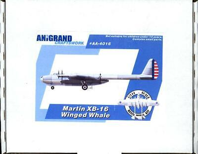 $87.99 • Buy Anigrand Models 1/144 BOEING XB-16 WINGED WHALE Bomber
