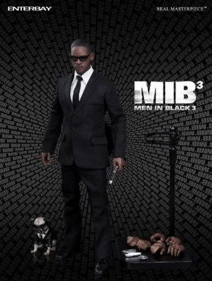 $485 • Buy 1/6 Real Masterpiece Collectible Figure/Men In Black 3: Will Smith As Agent J