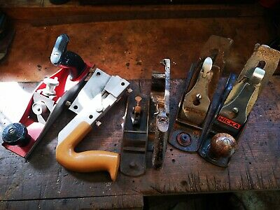Vintage Stanley & Other Plane Spares Or Repair Job Lot • 15£