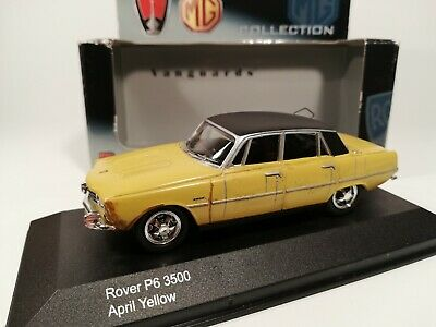 Rover P6 3500 V8   Hidden Treasures  1:43 Vanguards VA06512 • 4.99£