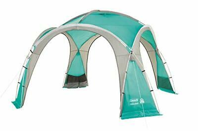 Gazebo Dome Shelter, 3.6 X 3.6 M For Camping And Garden • 227.99£
