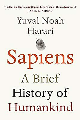 AU21.80 • Buy Sapiens: A Brief History Of Humankind, Harari, Yuval Noah, Used; Good Book