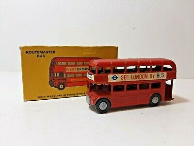 £17.01 • Buy Budgie Routemaster Bus # 236 England Diecast