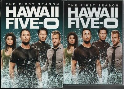 AU9.16 • Buy Hawaii Five-0: The First Season 1 (DVD, 2011, 6-Disc Set) FREE SHIPPING