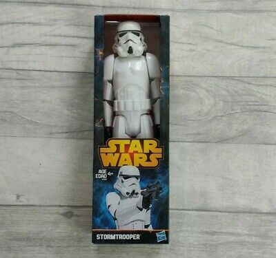 Star Wars Stormtrooper Hasbro 12' Inch Action Figure/Doll • 2.60£